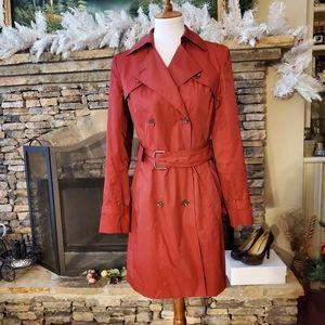 Cole Haan Red Coat